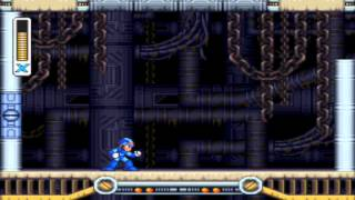 Megaman X3 Crush Crawfish Vile