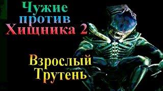 Прохождение Aliens versus Predator 2 (Чужие против Хищника 2) - часть 16 - Взрослый Трутень