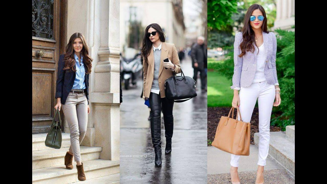 outfits para oficina aprende a combinar tu ropa de