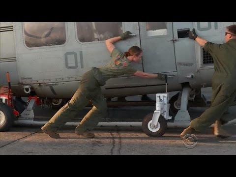 U.S. Military Arrives To Help Nepal