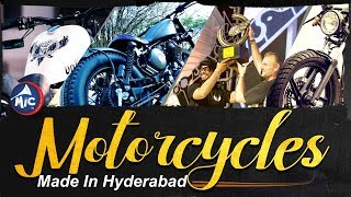 Motorcycle made in Hyderabad - Special Story | MicTv.in