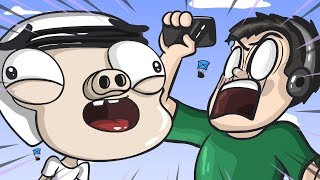 Vanoss Animated Rage - PUBG Funny Moments