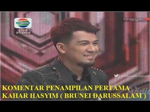 DAA3 - Komentar Penampilan Kahar Hasyim (Brunei Darussalam) 24-10-2017