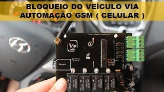 AUTOMAÇÃO GSM - PREDIAL ,  CARRO E MOTO-II