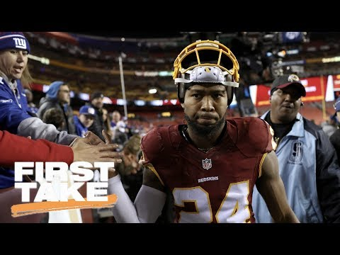 Josh Norman Calls Out Dez Byrant and OBJ | First Take | May 26, 2017