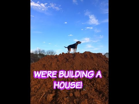 Download Youtube: WE'RE BUILDING A HOUSE!