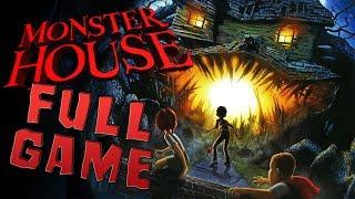 Monster House FULL GAME Movie Longplay (PS2, Gamecube)