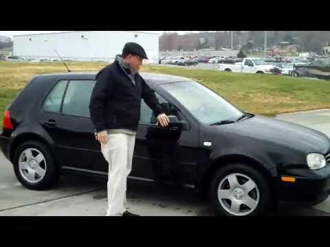 Used 2000 Volkswagen Golf Gls For Sale At Honda Cars Of Bellevue