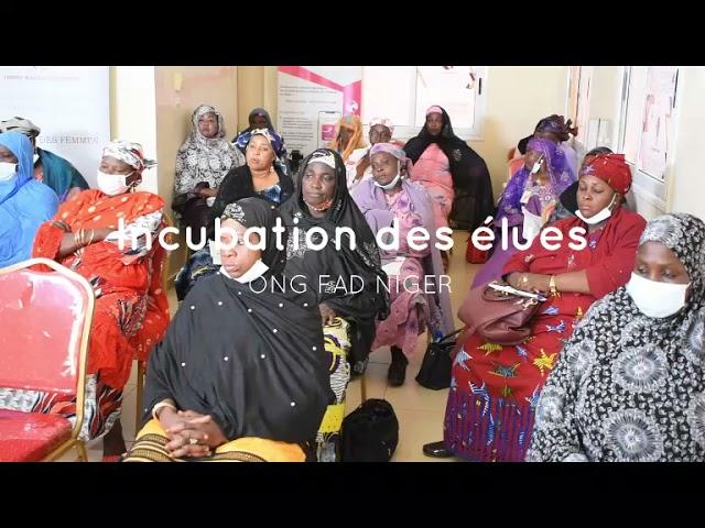 incubation des femmes élues