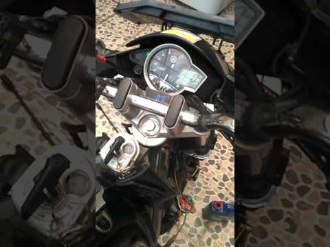 Colek Dikit Doank...!!! Setting New Vixion Lightning Bore Up 180 Cc