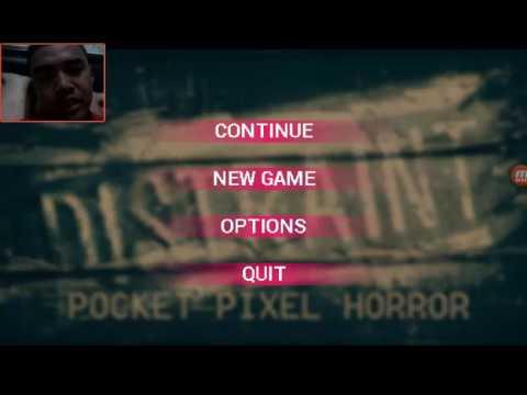 Hujan darah (distraint pocket pixel)Horror game/Android)Bahasa ...