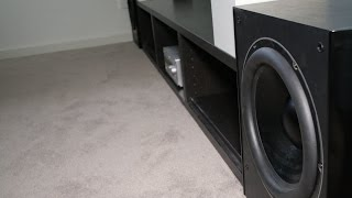 Hifi System/Home Theatre subwoofer placement!