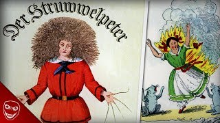 Struwwelpeter, die gruseligen und verstörenden Geschichten!