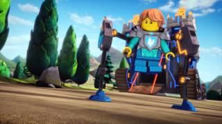 LEGO® NEXO KNIGHTS™ odcinek 8 - DZIELNY (CHOĆ NISKI) SIR ROBIN