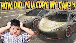 CAR CLONE MOD TROLLING IN GTA 5 ONLINE! (GTA 5 Mods)