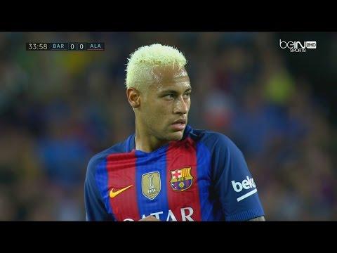 Neymar vs Deportivo Alavés (Home) HD 1080i • La Liga •