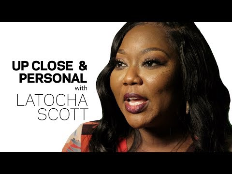 LaTocha Talks Xscap3 Reunion, '90s Fashion & Helping Younger Artists | Up Close & Personal mp3