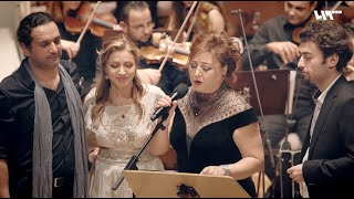 صوت من سوريا.. أوركسترا أورونينا بالتعاون مع كورال طرب | الحفلة كاملة