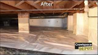 Why Close Your Crawlspace?