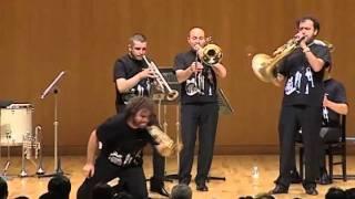 Gomalan Brass Quintet - Soul Bossa Nova LIVE IN TOKYO