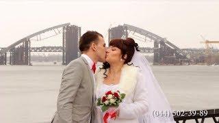 Видеоклип. Свадьба зимой