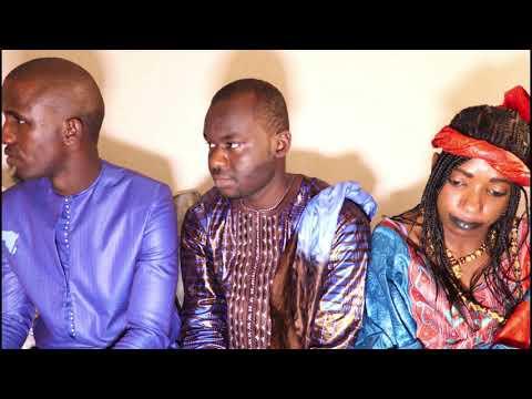 Demba Hamme Guisse A Paris Avec Djiby Ndiaye La RTS Depuis Paris Avec Tous Les Associations Halpuula