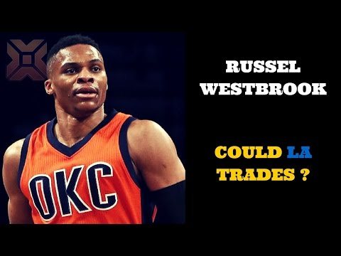 Could The Los Angeles Lakers Trade For Superstar PG Russell Westbrook - Breaking News Today USA
