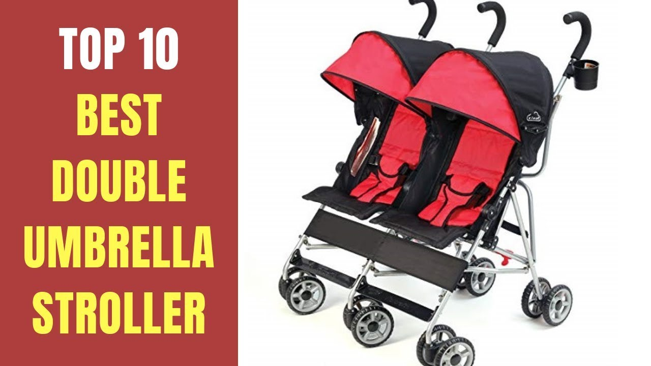 Top 10 Best Double Umbrella Stroller 2020 Reviews Double ...