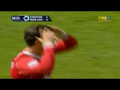 Cristiano Ronaldo vs Everton (A) 06-07 by MemeT