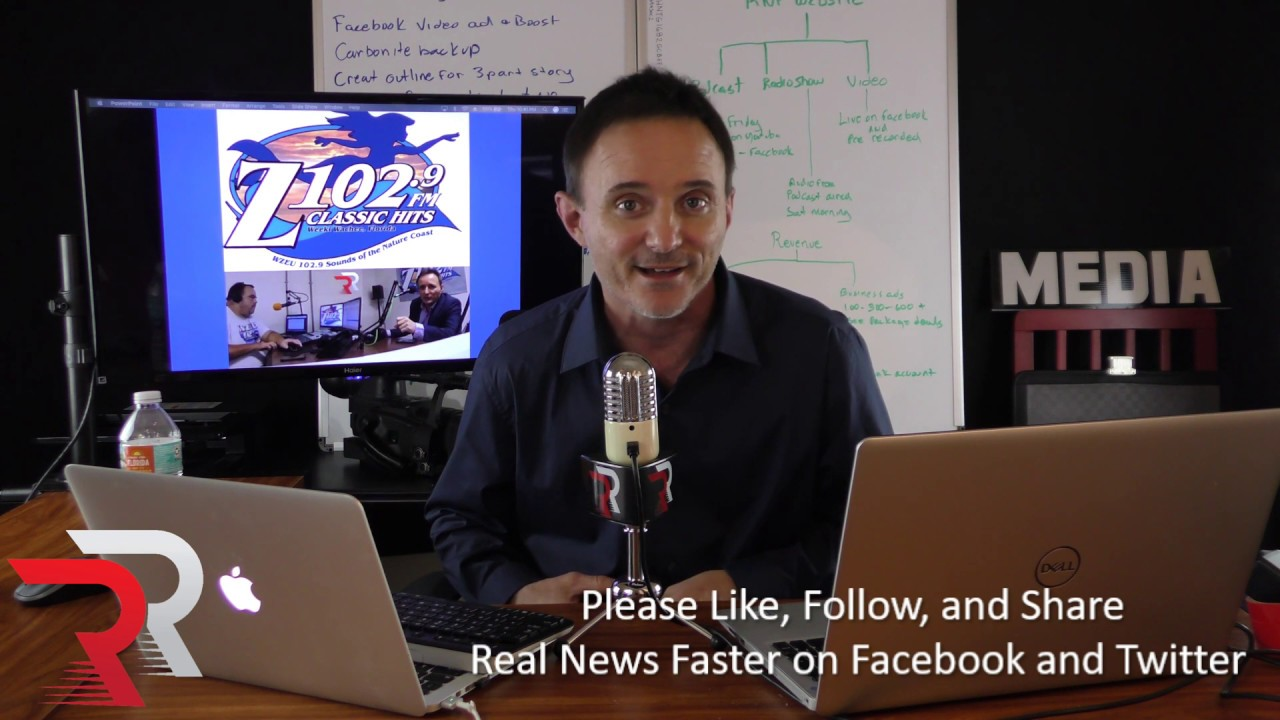 Major Announcements From Real News Faster Youtube
