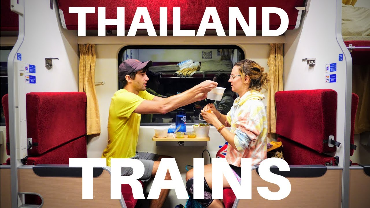 Everything You Need to Know About Thailand Trains — Chiang Mai to Bangkok Overnight Sleeper