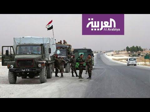 سوريا.. -قسد- تعلن تجميد عملياتها ضد داعش  - نشر قبل 2 ساعة