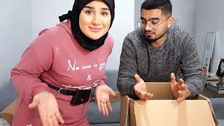 حسام نقط ليا مشترياتي!! حتى حاجة ماعجباتو 😅 صدمنييي!!!
