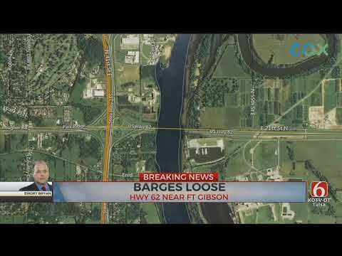 Muskogee County Evacuations Underway As Arkansas River Rises