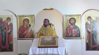 Проповедь в день памяти апостола Матфия. Священник Игорь Сильченков