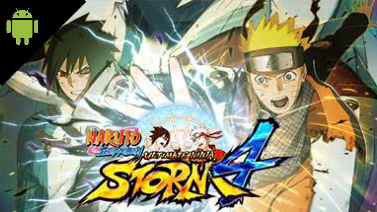 วธโหลดเกมส Naruto Shippuden Ultimate Ninja Storm 4 Apk Game