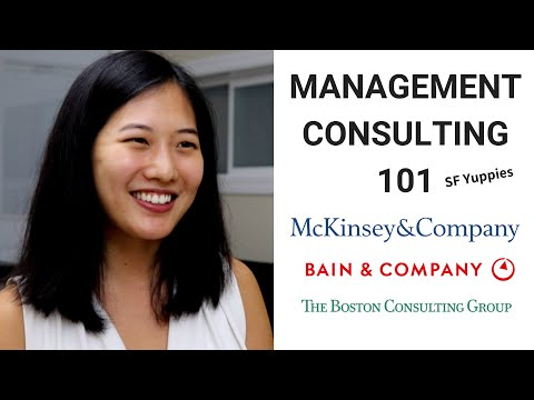 What is Management Consulting? (McKinsey, Bain, BCG)