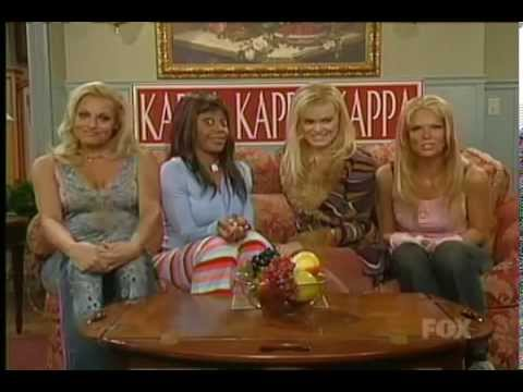 Kappa Kappa Kappa Sorority Girls - Mad TV