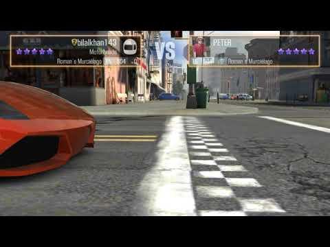 CSR 2 Lamborghini Roman's murcielago sport car V12