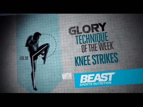 GLORY Technique of the Week - How to Throw Knee Strikes