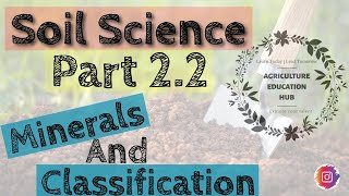 classification of minerals / S…