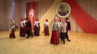 Русский северный свадебный обряд. Фрагмент.