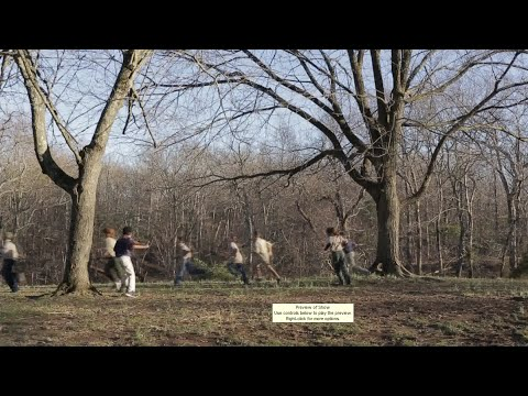 2016 Pack 157 Webelos Benny Hill Chase