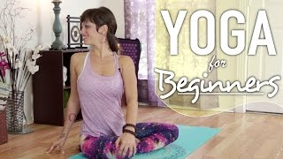 Stretches For Back Pain Relief - 20 Minute Yoga Sequence For Beginners