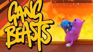 Gang Beasts - СГОРЕТЬ ОТ СМЕХА Брейн и Даша
