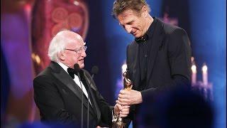 Liam Neeson - IFTA Outstanding Contribution To Cinema Award Recipient