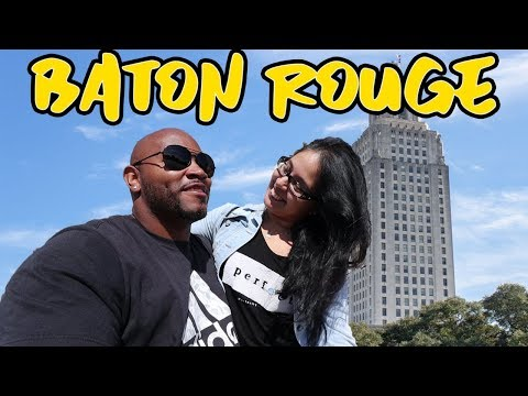Baton Rouge New State Building | Louisiana | Rv Life
