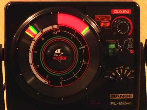 The Vexilar FL-22 HD Ice Fishing Sonar