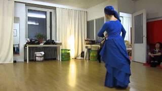 Hilal dance danza contemporanea egiziana Sabina Todaro