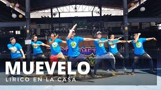 MUEVELO by Lirico La Raca | Zumba® | Reggaeton | TML Crew™ Mav Cunanan
